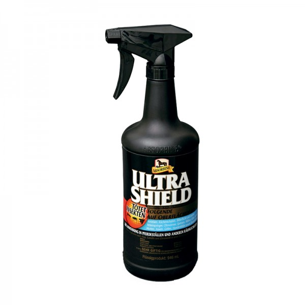 ABSORBINE Spray na owady Ultra Shield Black 946 ml